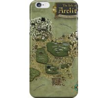 Arelith Map iPhone Case/Skin