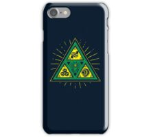 The Tribal Triforce iPhone Case/Skin