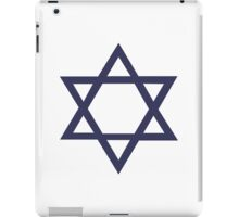 Star of David iPad Case/Skin