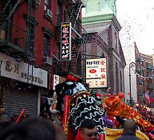 Chinese New Year, NYC No.1  by maxwell78