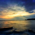 Kimmeridge Stones by davidbunting