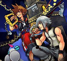 Kingdom Hearts by GamePosters