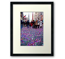 Chinese New Year, NYC No.4 Framed Print