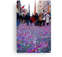 Chinese New Year, NYC No.4 Canvas Print