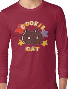 Steven Universe- Cookie Cat Long Sleeve T-Shirt