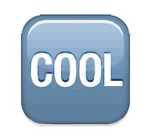 Squared Cool Emoji by emoji