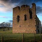 Hallforest Castle by Gordon Brebner