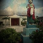 Belize_Jesus by detrange