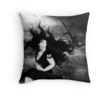 Never ending me Throw Pillow