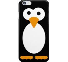 Minimal Penguin iPhone Case/Skin