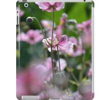 Beautiful pink blossoms  iPad Case/Skin
