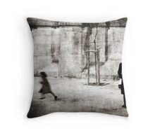 Fixed-point theorem Throw Pillow