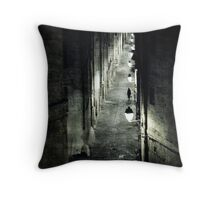 Fixed-point theorem II Throw Pillow