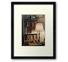 Cozy corner. . .  Framed Print