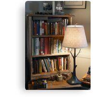 Cozy corner. . .  Canvas Print