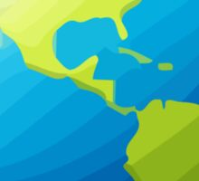 Earth Globe Americas Apple / WhatsApp Emoji Sticker