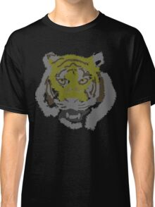 Painted Tiger Classic T-Shirt