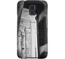 the fall of the house of Escher Samsung Galaxy Case/Skin