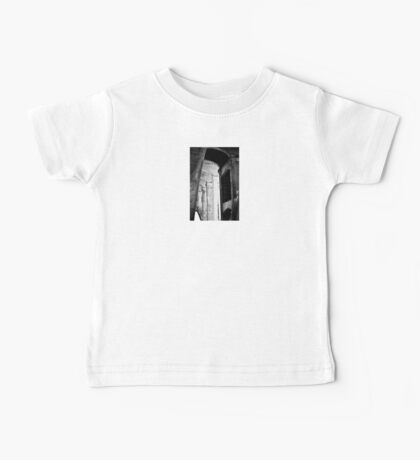 the fall of the house of Escher Baby Tee