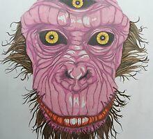 The Enlightened Ape by ChrisDurrell