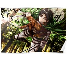 Rivaille Poster
