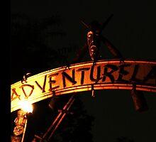 Adventureland by diztee