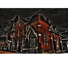 Flint Hill Baptist Church Photographic Print