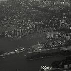 Sydney in Black and White  by Samantha  Goode