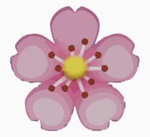 Cherry Blossom Apple / WhatsApp Emoji Kids Clothes