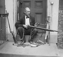 Gentleman Gunslinger, 1927 by historyphoto