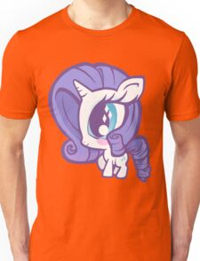 Weeny My Little Pony- Rarity Unisex T-Shirt