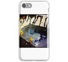 """ Loving Puddles"" iPhone Case/Skin"