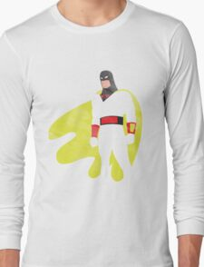 Project Silhouette 2.0: Space Ghost Long Sleeve T-Shirt