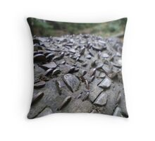 Money tree Throw Pillow