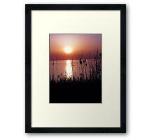 Lake Ontario Framed Print