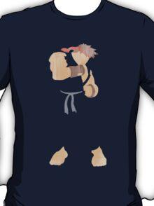 project silhouette 2.0: Dark Ryu T-Shirt