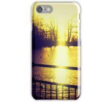 A Walk in the Park iPhone Case/Skin