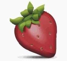 Strawberry Apple / WhatsApp Emoji Kids Clothes