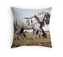 Pure Power  Throw Pillow