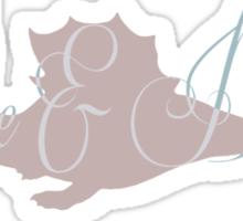 Vintage & Dragons reprise Sticker