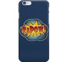 KAPOW! iPhone Case/Skin