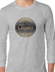Classic Cars  Long Sleeve T-Shirt