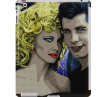 // GREASE IS THE WORD // iPad Case/Skin