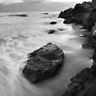 South Beach, Late Arvo by Luke Martin
