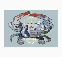 Cobblestone Crabs - Naval Academy Kids Clothes