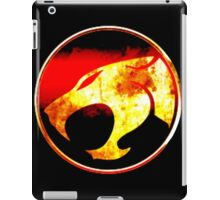 Spirit Of The Thundercats iPad Case/Skin
