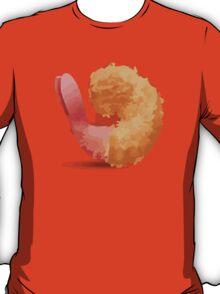 Fried Shrimp Apple / WhatsApp Emoji T-Shirt
