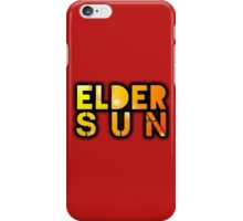 Elder Sun iPhone Case/Skin
