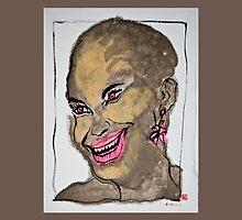 portrait 2 by pobsb