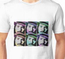 Johnny Depp Warhol Unisex T-Shirt